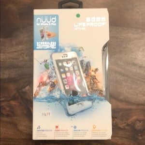 LIFEPROOF - NUUD for iPhone 6 Plus NIB